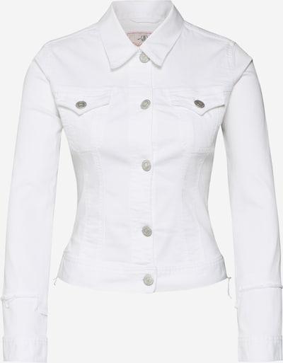 Geacă de primăvară-toamnă 'Joplin' Herrlicher pe alb, Vizualizare produs