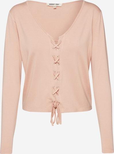 ABOUT YOU T-shirt 'Nele' en nude / rose, Vue avec produit