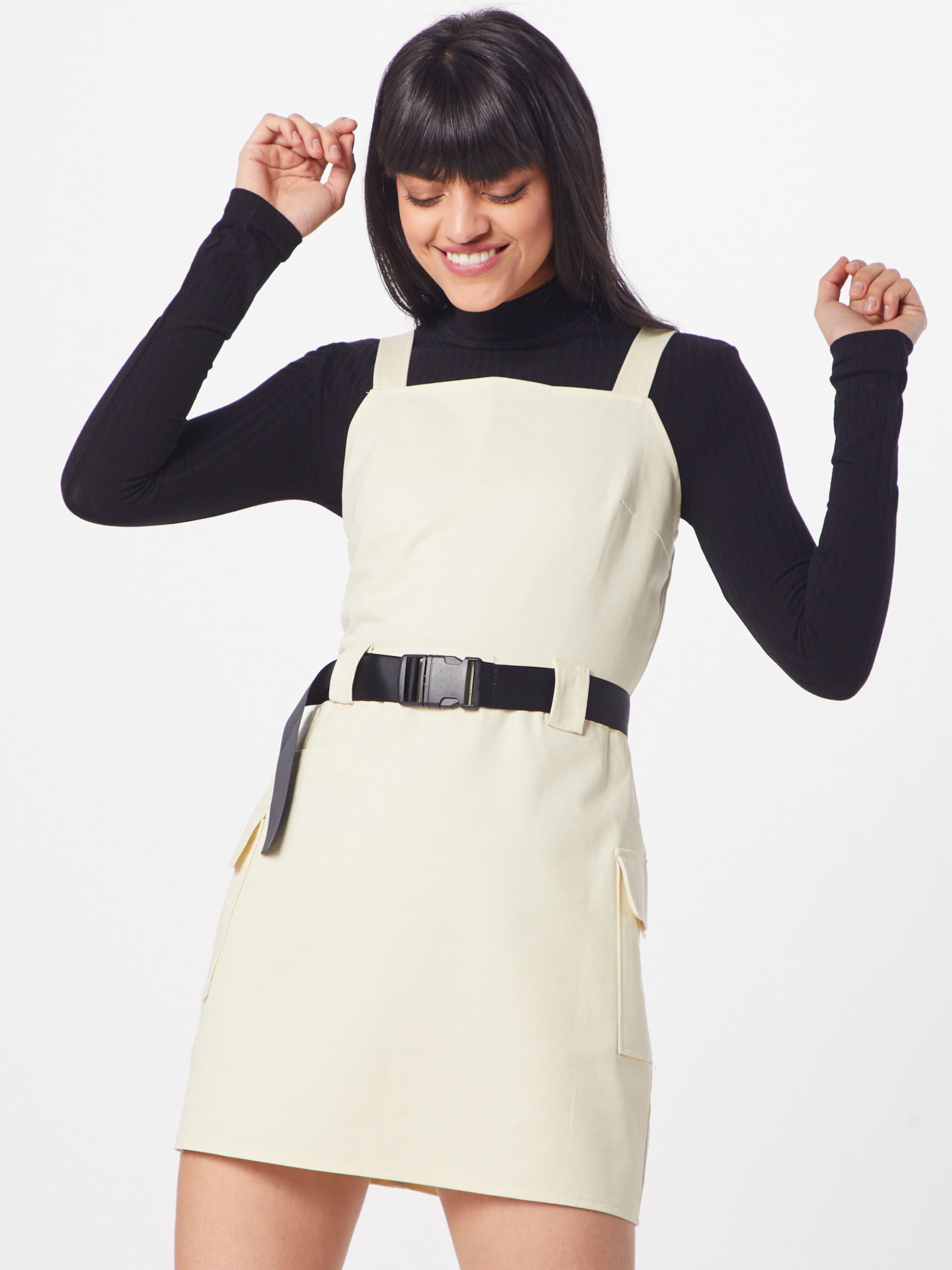 Kleid Missguided Kleid Kleid In Missguided In In CremeSchwarz CremeSchwarz Missguided doxrBeC
