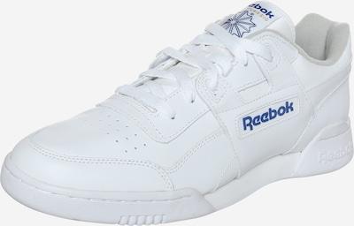 Reebok Classic Sneakers laag 'Workout Plus' in de kleur Blauw / Wit, Productweergave