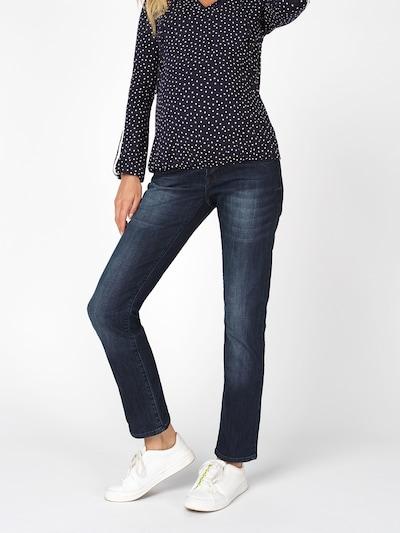 Noppies Jeans 'Beau' in de kleur Blauw: Vooraanzicht