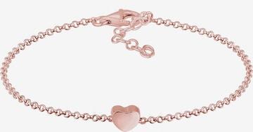 Bracelet ELLI en rose