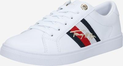 Sneaker low TOMMY HILFIGER pe bleumarin / roșu / alb, Vizualizare produs