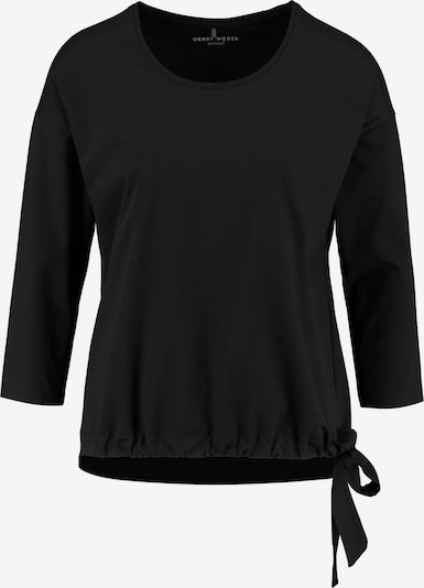 GERRY WEBER T-Shirt in schwarz, Produktansicht