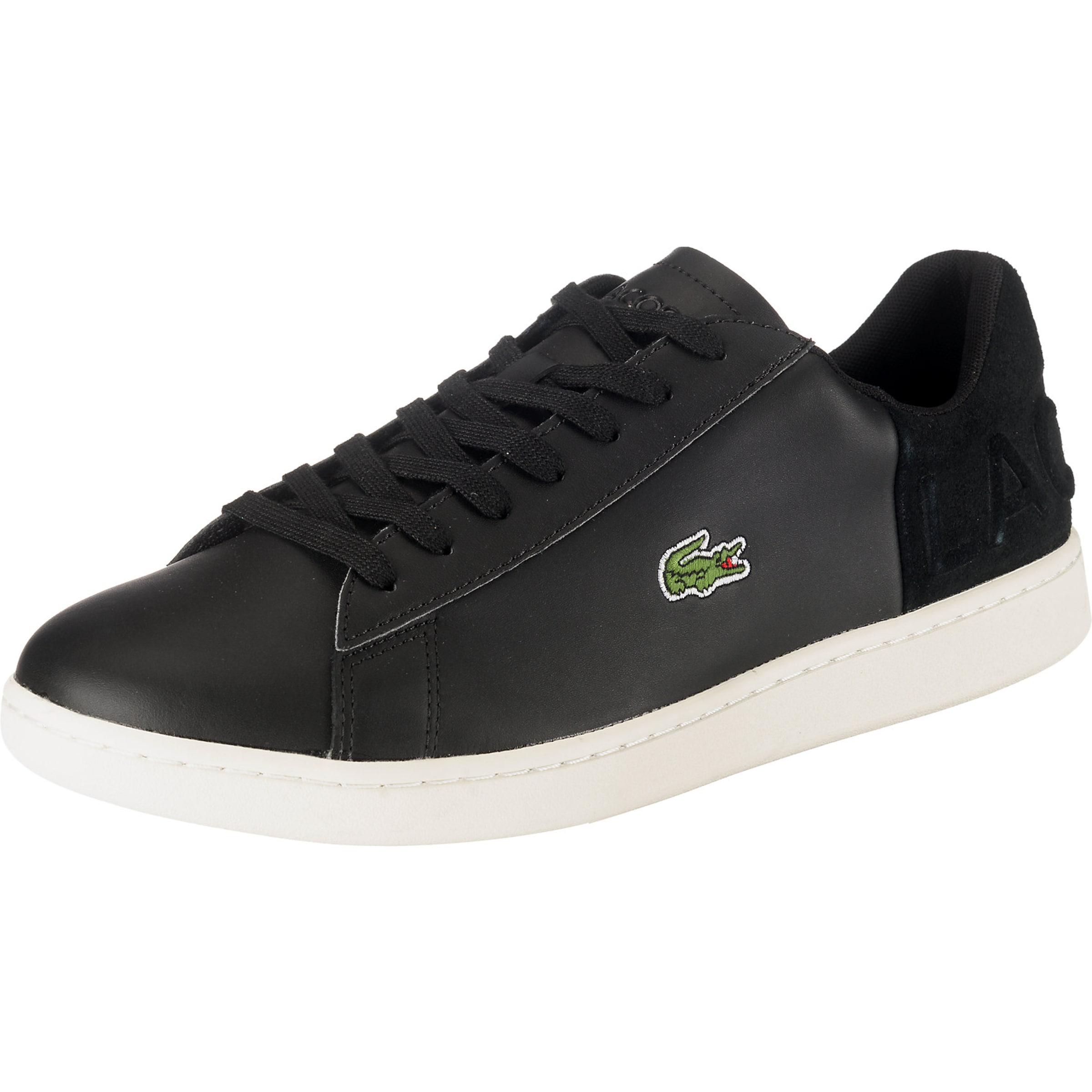 418' Sneakers 'carnaby Evo In Schwarz Low Lacoste 29IHWED