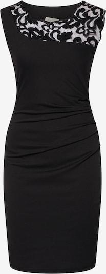 Kaffe Oprijeta obleka | črna barva, Prikaz izdelka