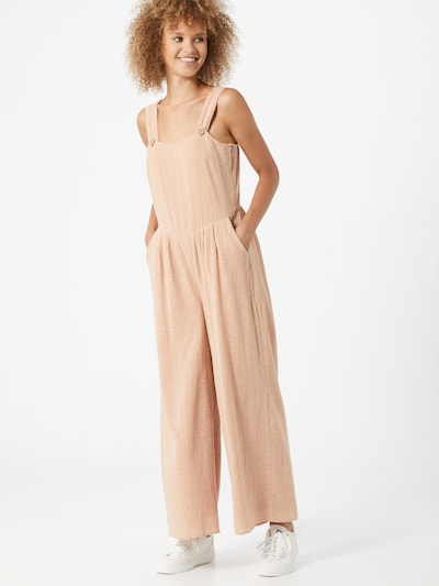 Y.A.S Jumpsuit 'VILMA' in rosé: Frontalansicht