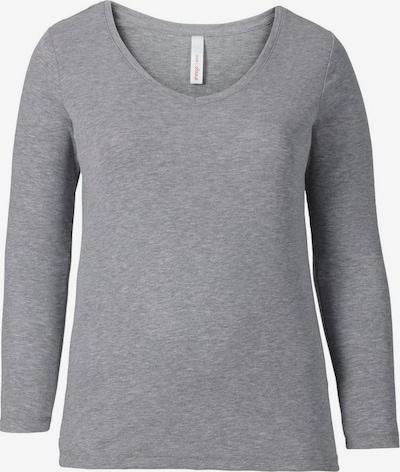 SHEEGO Shirt in de kleur Grijs, Productweergave