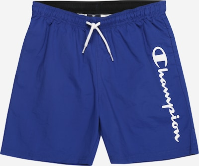 Champion Authentic Athletic Apparel Badeshorts 'Beachshort' in blau, Produktansicht