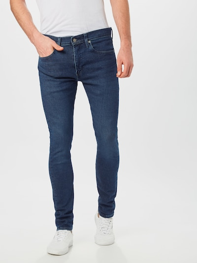 LEVI'S Jeans '519™' in blue denim, Modelansicht