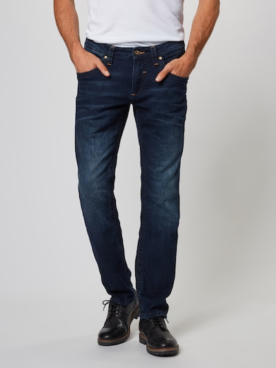 CAMP DAVID Jeans 'NI:CO:R611 Regular Fit' in dunkelblau, Modelansicht