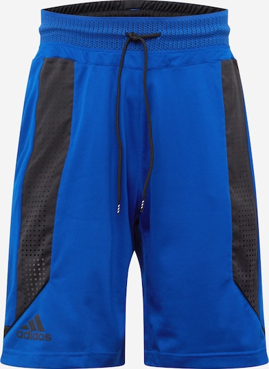 ADIDAS PERFORMANCE Basketballshort 'C365 Short' in blau / schwarz, Produktansicht