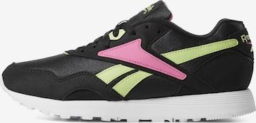 Reebok Classics Sneakers 'Rapide Syn' in Black