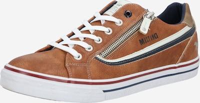 MUSTANG Sneakers laag in de kleur Bruin, Productweergave