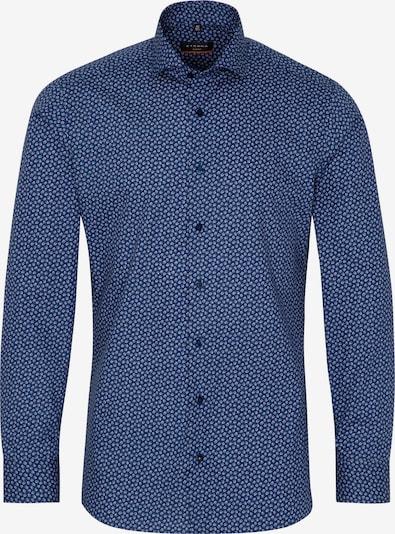 ETERNA Hemd in blau / hellblau, Produktansicht