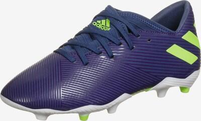 ADIDAS PERFORMANCE Sportschoen 'Nemeziz Messi 19.3 FG' in de kleur Indigo / Neongroen, Productweergave