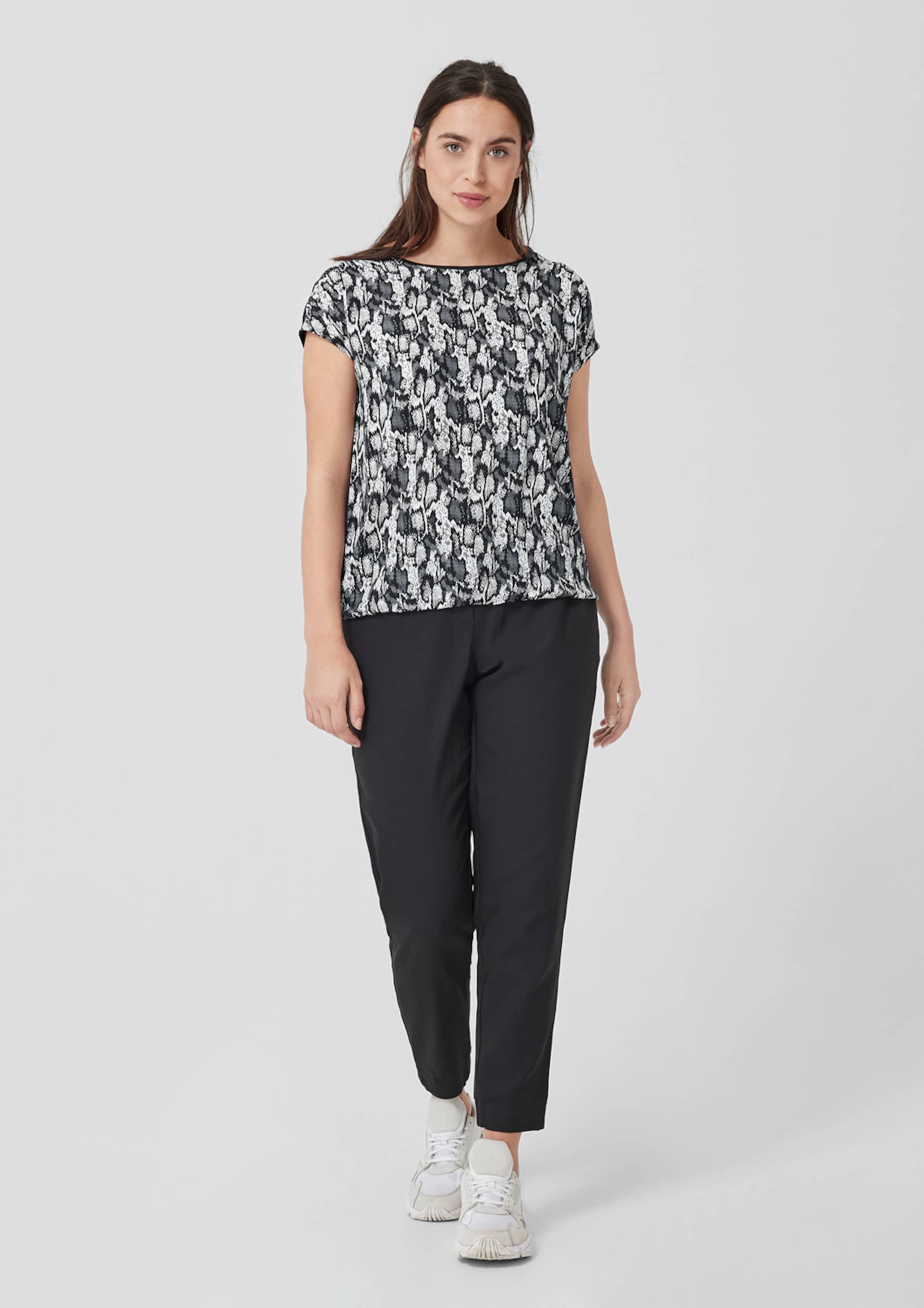 T En GrisNoir Blanc Triangle shirt wN80nm