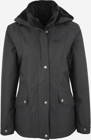 JACK WOLFSKIN Zunanja jakna 'PARK AVENUE' | antracit barva, Prikaz izdelka