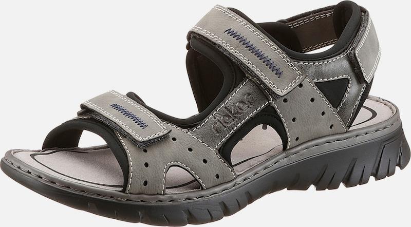 RIEKER Sandale Synthetik, Textil Verkaufen Sie saisonale Aktionen