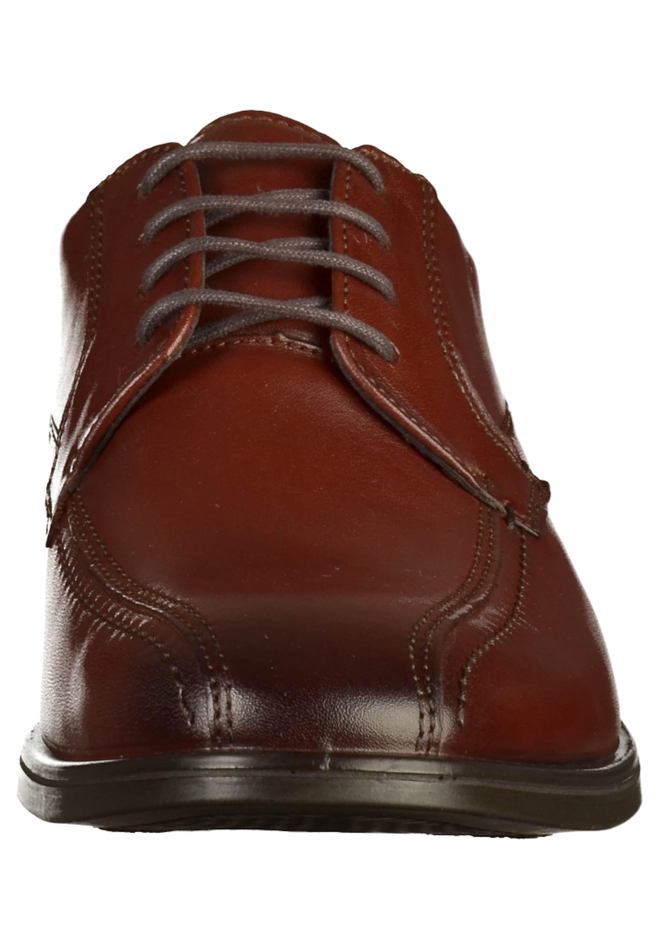 ECCO Businessschuhe Leder Bequem, gut aussehend aussehend aussehend 878561