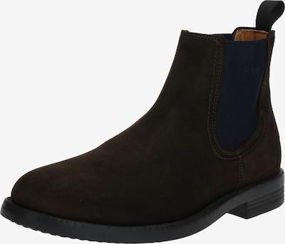PANTOFOLA D'ORO Chelsea Boots in dunkelbraun, Produktansicht