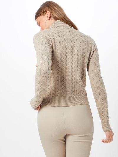 Megztinis iš VILA , spalva - smėlio: Vaizdas iš galinės pusės