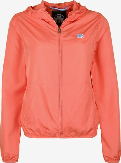 North Sails Jacke North R Windbreaker in koralle, Produktansicht