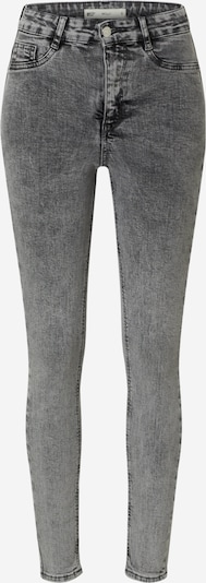 Gina Tricot Jeans 'Molly highwaist jeans' in grey denim, Produktansicht