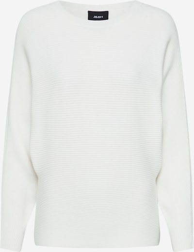 OBJECT Pullover in offwhite, Produktansicht