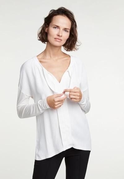 OUI Bluse in weiß, Modelansicht