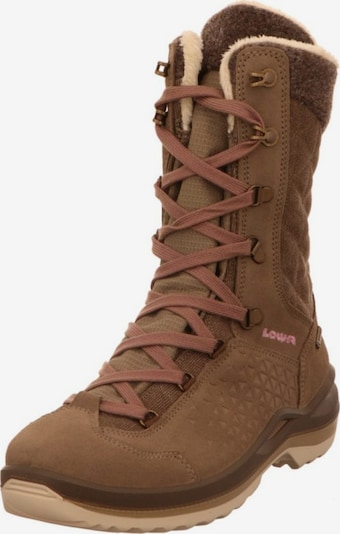 LOWA Boots in de kleur Taupe / Rosa, Productweergave