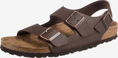BIRKENSTOCK Sandalen 'Milano' in braun, Produktansicht