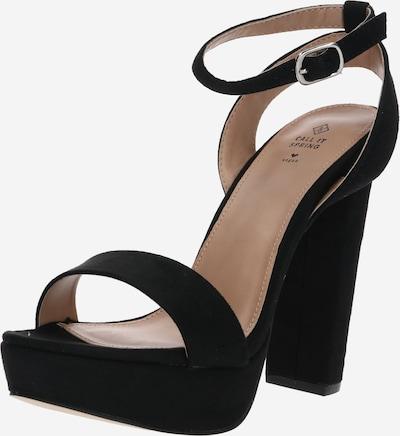 CALL IT SPRING Sandale 'HAAUDIA' in schwarz, Produktansicht