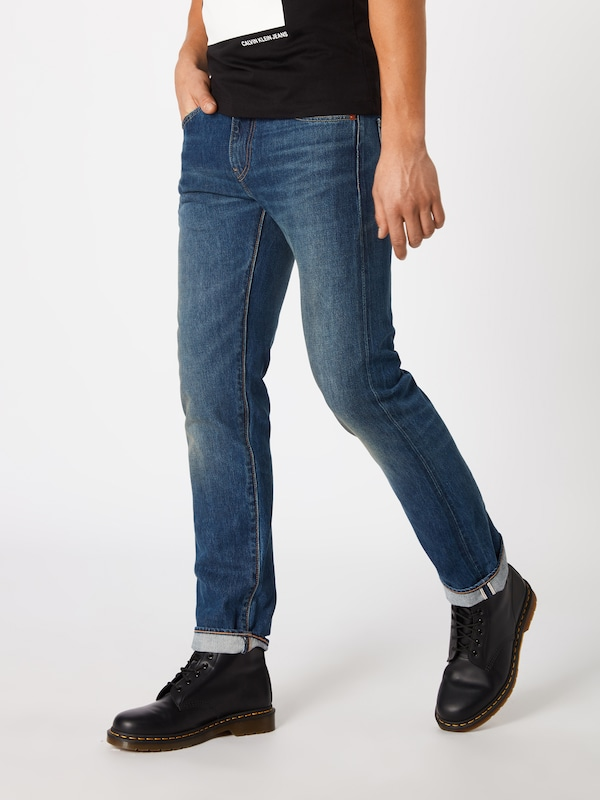 Jean En Denim Levi's '511' Bleu Jul1TKc5F3