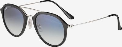Ray-Ban Sonnenbrille '0RB4253' in schwarz / silber, Produktansicht