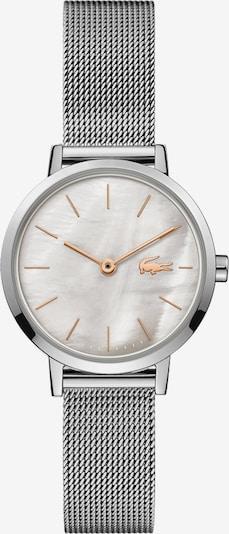 LACOSTE Uhr in gold / silber / perlweiß, Produktansicht
