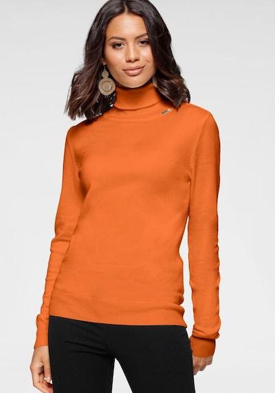 BRUNO BANANI Pullover in orange, Modelansicht