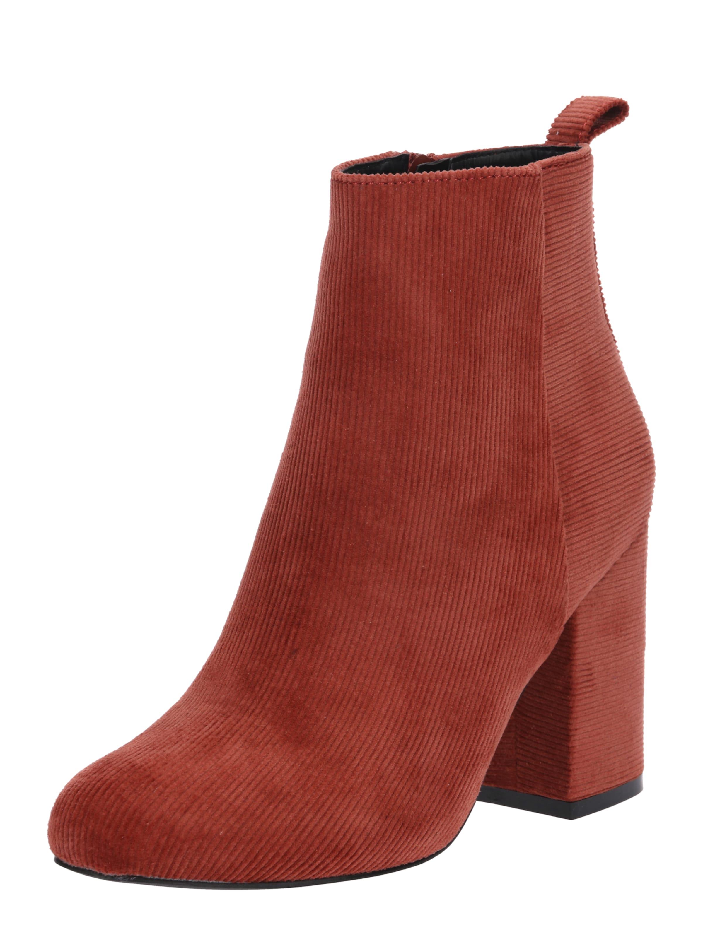 High heel amp;odd Bordeaux In Stiefelette Even HE29WDYI