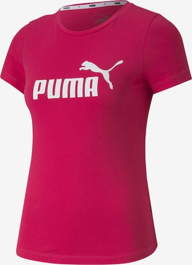 PUMA T-Shirt 'Essentials' in magenta, Produktansicht