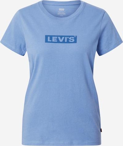 Marškinėliai iš LEVI'S , spalva - mėlyna / mėlyna dūmų spalva, Prekių apžvalga
