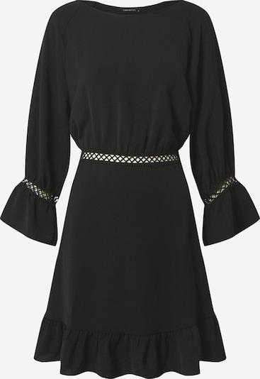 Rochie Trendyol pe negru, Vizualizare produs