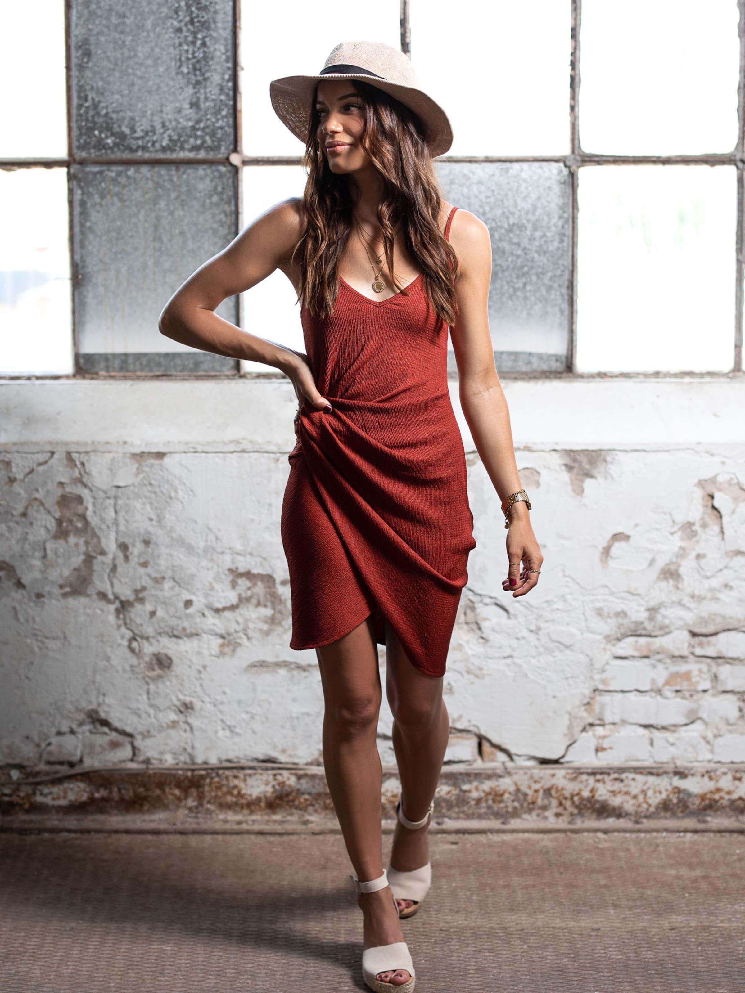 Rote Kleider Fur Damen Online Kaufen About You