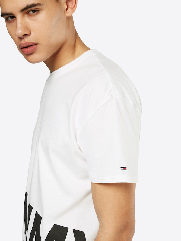 Tommy Jeans T-shirt Tjm Essential Magnified Logo