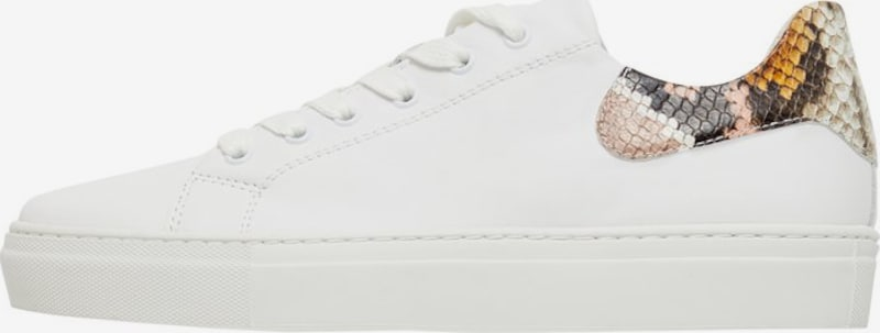 Bianco Sneakers laag in Bruin / Wit 6pfFkuGh