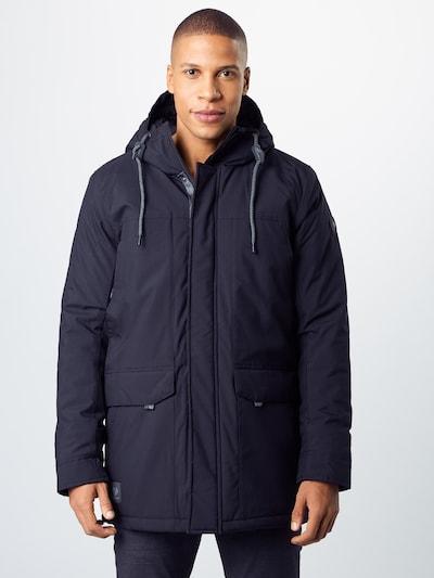 Ragwear Zimska jakna 'KRISTOF'   črna barva: Frontalni pogled