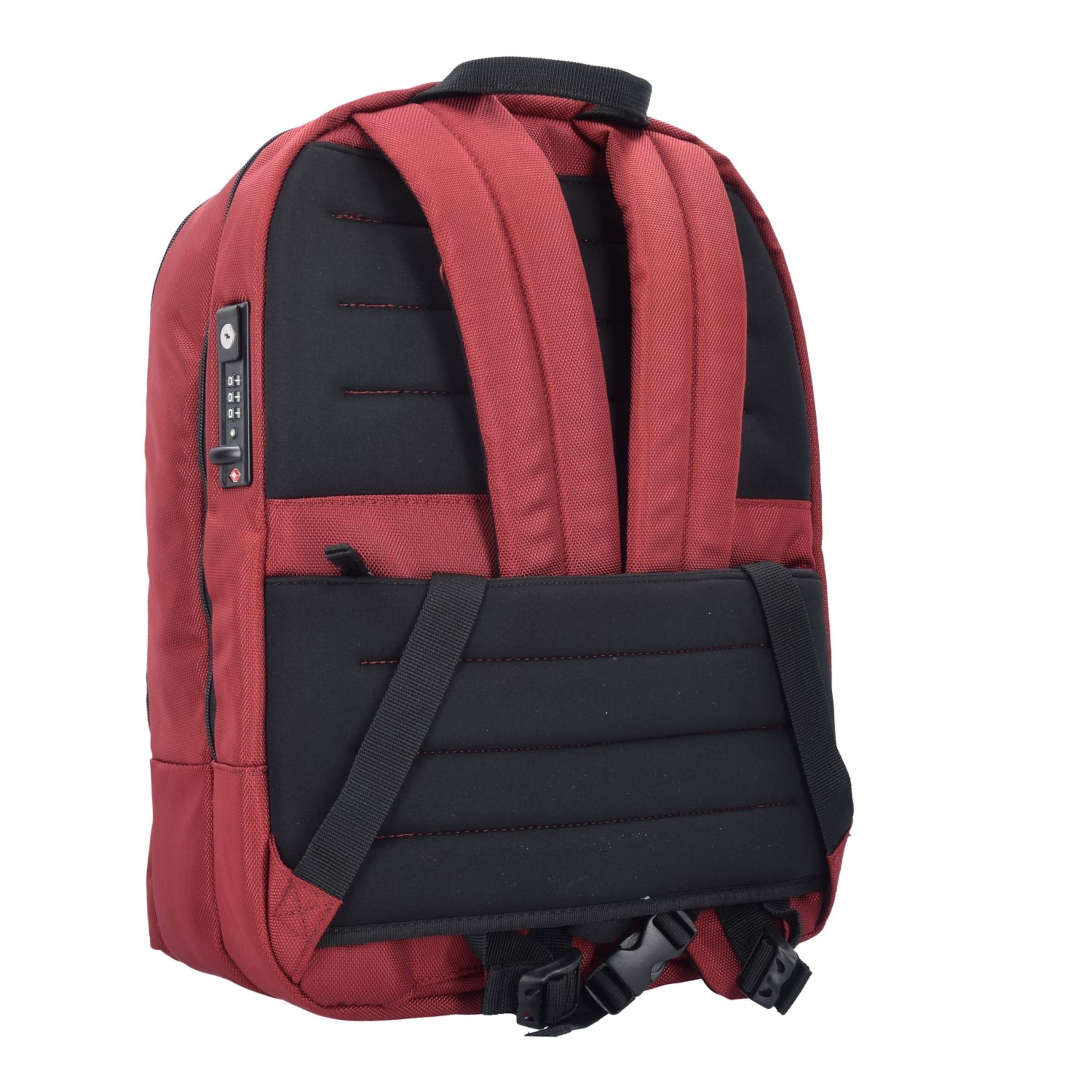SAMSONITE Infinipak Sicherheits Rucksack 44 cm Laptopfach Exklusive Verkauf Online Freies Verschiffen Zahlen Mit Paypal Billig Verkauf Auslass Veröffentlichungstermine Genießen Sie Online jY1pV