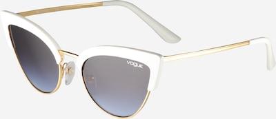 VOGUE Eyewear Slnečné okuliare - zlatá / modrofialová / biela, Produkt