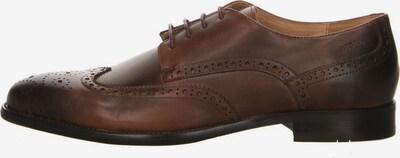 Digel Schnürschuhe in braun, Produktansicht