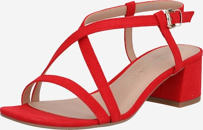 NEW LOOK Sandalen 'WF RULIE' in rot, Produktansicht
