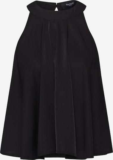 SISTERS POINT Top 'GIDA-T' in schwarz, Produktansicht